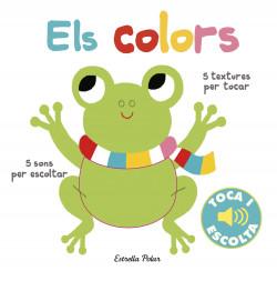 Els colors. Toca i escolta