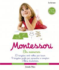 Montessori. Els números